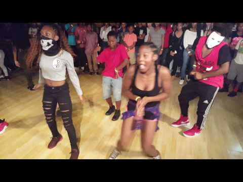 We are Toonz -  We get turnt up / Choreography by Jakiyrah