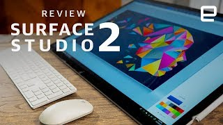 Surface Studio 2 review: A better all-in-one PC twist