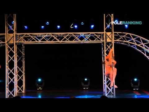 Marion & Anastasia - Pole Art Cyprus 2013