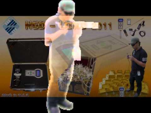 أحدث جهاز استشعاري لكشف الذهب والكنوز والدفائن 2012