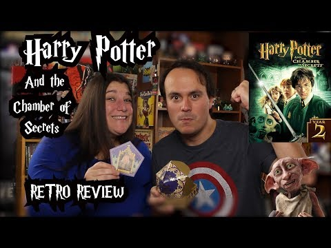 Harry Potter And The Chamber Of Secrets Retro Review