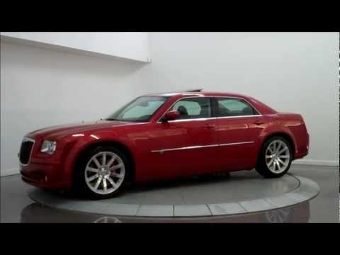 2009 Chrysler 300C SRT8 Performance