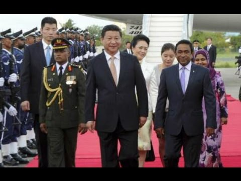 Chinese President Xi Jinping Comes To India   FIRST VISUALS