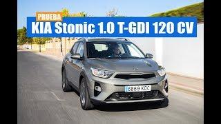 KIA Stonic 1.0 T-GDI Drive 120 CV | Prueba | Test Drive Review