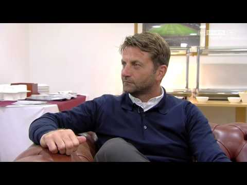 2015-16 Ford Football Special - Jamie Redknapp Tim Sherwood Interview