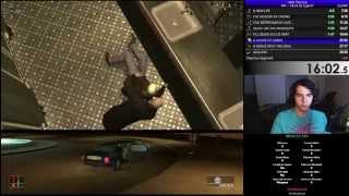Hitman: Blood Money Profession/Silent Assassin speedrun   29:38