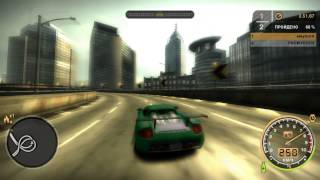 NEED FOR SPEED MOST WANTED - NFS World lap [ 5.31.63 ]