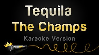 The Champs - Tequila (Karaoke Version)