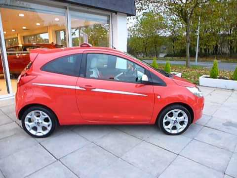 ford ka 1 2 grand prix limited edition video walkaround. Black Bedroom Furniture Sets. Home Design Ideas