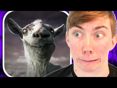GOAT SIMULATOR GOATZ (iPhone Gameplay Video)