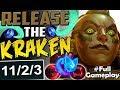 RELEASE THE KRAKEN   AERY ILLAOI OP   New Runes ILLAOI vs VAYNE TOP BUILD   RANKED SEASON 8 Gameplay