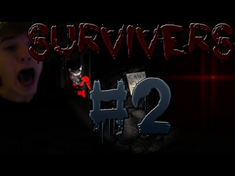 "Survivers Beta 3 (Slender Co-Op) w/Eternal - FACECAM - Attempt 2 ""Dem Eyes"""