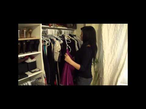 Kimberly Fisher Video with Hollywood Closet Clothing.wmv