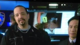 Law and Order SVU Ice T best two lines ever