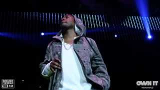 "Kendrick Lamar performs ""m.A.A.d. City"" 