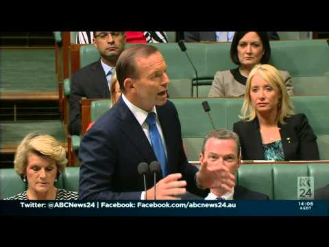 Withdraw, Truss & Abbott on Qantas