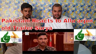 Pakistani Reacts to Naa Peru Surya Naa Illu India Reaction CoMpLeX