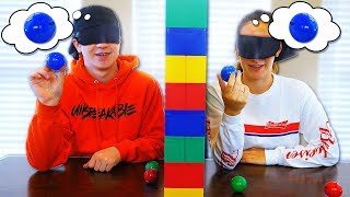 GF vs BF COUPLES TELEPATHY CHALLENGE!