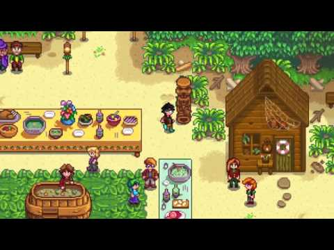 Cendril Plays Stardew Valley (Blind) - Ep.38: Festival Fun Fuels Future