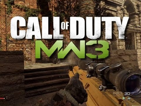 MW3 - Death Reaction Montage 8! (Funny MW3 Moments)