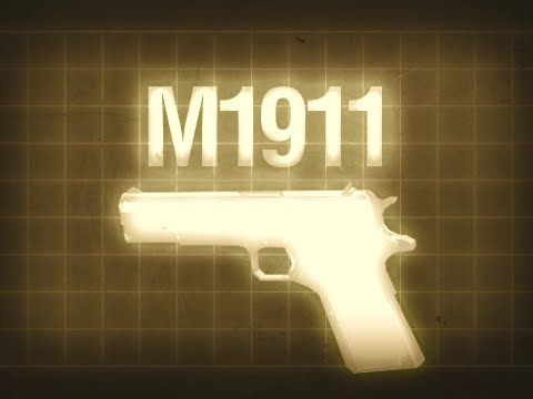 M1911 - Black Ops Multiplayer Weapon Guide