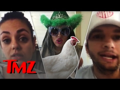 Mila Kunis Ain't Chicken to Attack Accuser!
