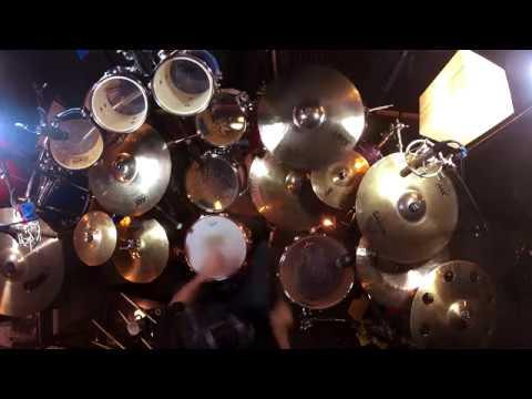 Kin | Naruto 5th Opening | Seishun Kyousoukyoku | Sambomaster | Drum Cover (Studio Quality)