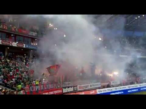 Lokomotiv Moscow Fans Lokomotiv Moscow Fans Forza
