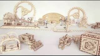 UGEARS All Models