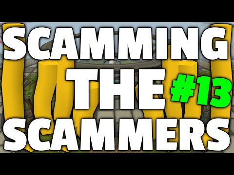 Runescape: Scamming The Scammers – Scam Streak – Episode 13