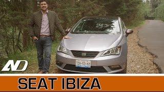 Seat Ibiza - No le pesan los años