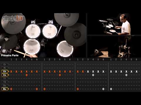 Lonely Day - System Of A Down (aula de bateria)