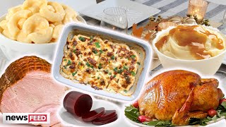 Weirdest & Most Disgusting Thanksgiving Day Dishes!