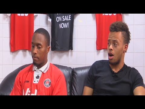 1905 HIGHLIGHTS: Cousins and Harriott discuss Millwall clash - Charlton Athletic