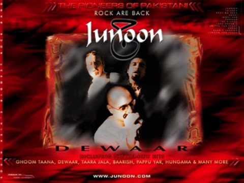 Junoon - Ghoom Tana Feat. Ali Noor (HQ)