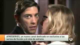 download musica Atreseries España se presenta en Antena 3 Noticias