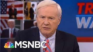 Matthews: Failure Is Not An Option For President Donald Trump On North Korea | Hardball | MSNBC