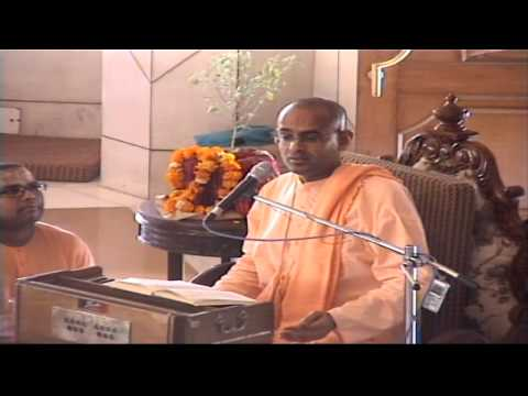 Lecture On Srila Gadadhara Pandit By Hg Mohan Rupa Prabhu On 29th April 2014. video