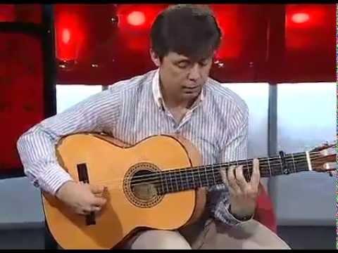 Pedro Sierra en el Jaroteo de TeleTaxi Tv.