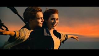 "Titanic 3D | ""I'm flying"" | Official Clip HD"