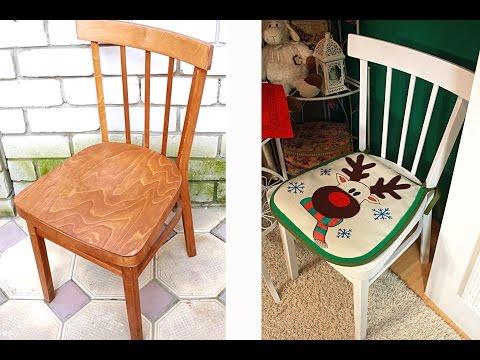 Как в домашних условиях отреставрировать стулья