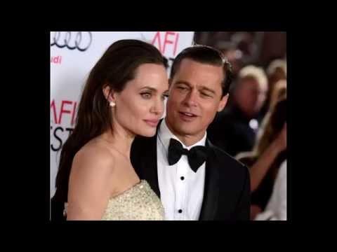 Angelina Jolie and Brad Pitt divorce?  13.05.2016