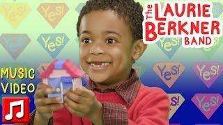 """Yes!"" by The Laurie Berkner Band from Superhero Album - Best Kids Songs"