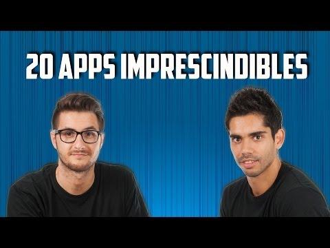 Las 20 apps imprescindibles en tu Android