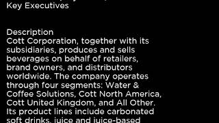 COT Cott Corporation COT buy or sell Buffett read basic