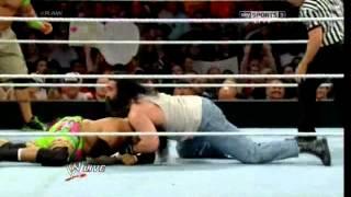 John Cena & The Usos vs. The Wyatt Family: Raw, May 12, 2014 full show