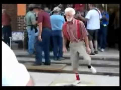 Viejito Bailando Shuffle