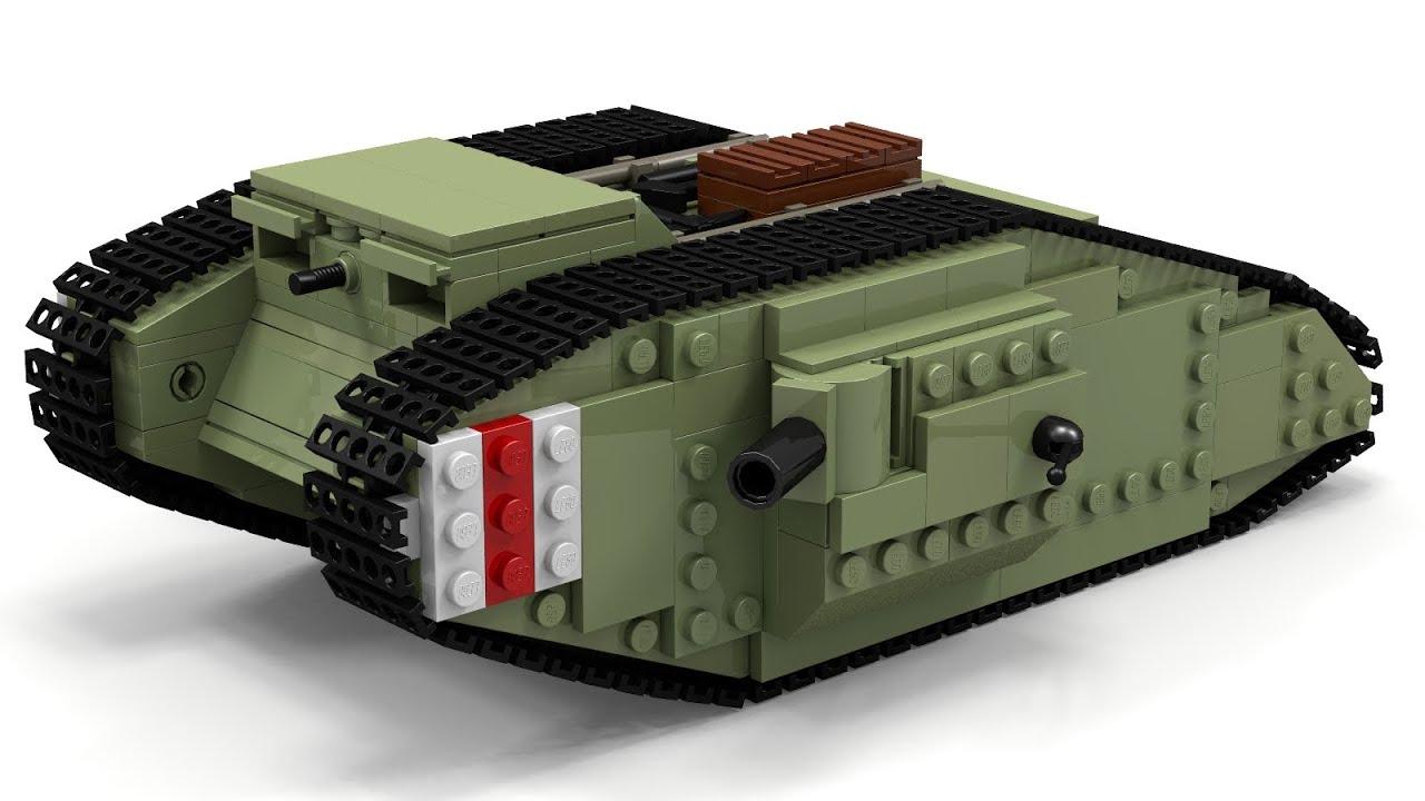 Tank Instructions Mark iv Tank Instructions