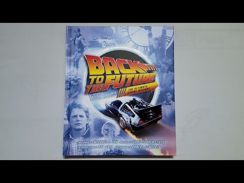 Back To The Future - The Ultimate Visual History (Unboxing & Preview)