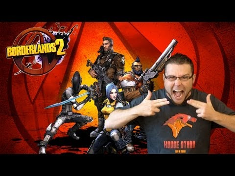 Borderlands 2 Review - ZGR